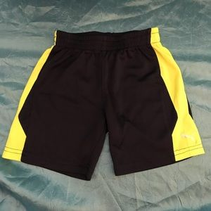 Toddler soft shorts